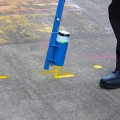 dy-mark, dymark, long arm handle, spot marking, marking out, repetitive