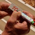 dy-mark, dymark, p series, paint marker, writing on plastic