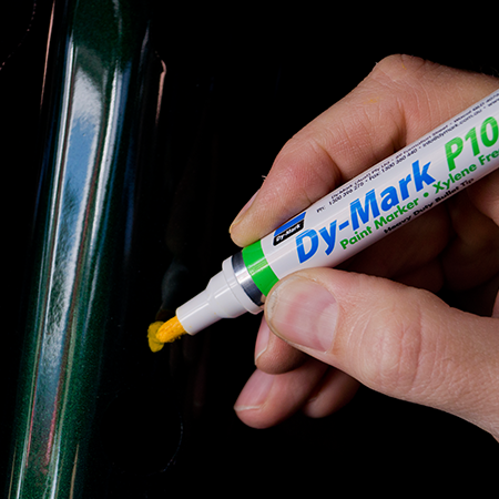dy-mark, dymark, p series, paint marker, quality assurance, quality control, manufacturing