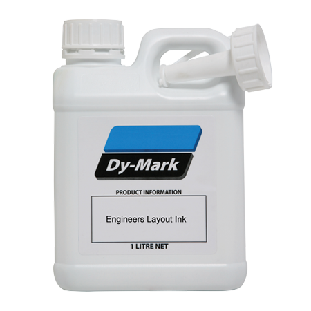 dy-mark, dymark, engineers layout ink, layout stain
