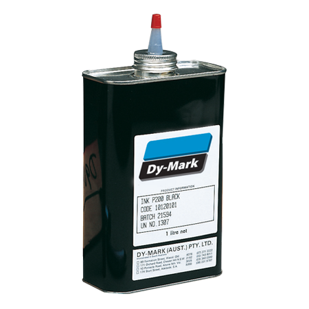 dy-mark, dymark, refillable marker, refillable ink, industrial marker, P200