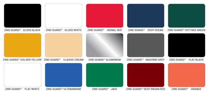 Zinc Guard Single Pack Epoxy Enamel Dy Mark Industries