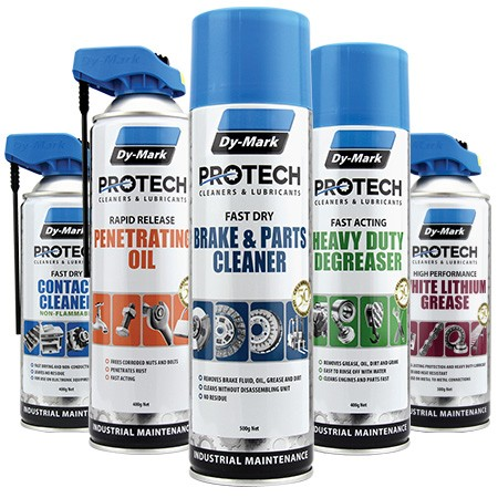Cleaners & Lubricants
